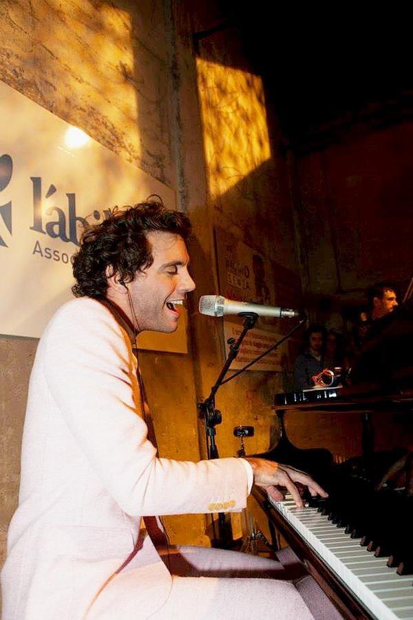 <3 Mika serata beneficenza MILANO ottobre 2014
