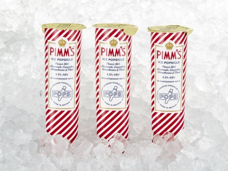 The best boozy ice lollies for summer 2017, from Pimm's popsicles to prosecco ice lollies