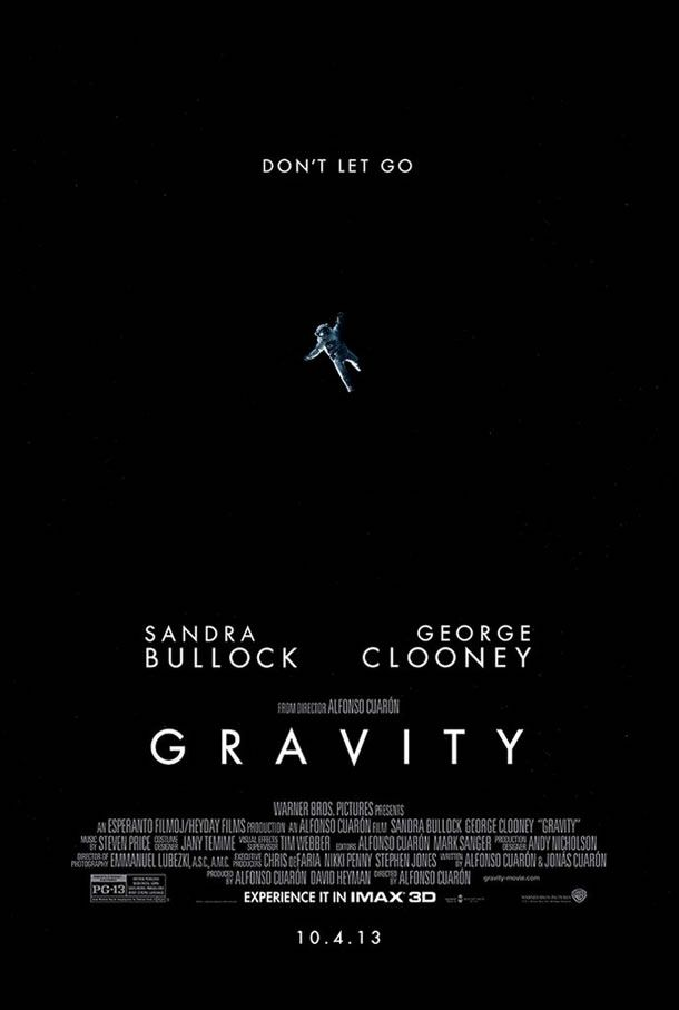 #film #poster #gravity #ads #marketing