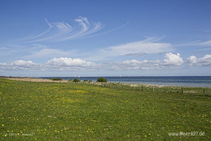 Falshöft: Sehnsucht am Meer // #Ostsee #Sehnsucht #Meer #Falshöft #Sehnsucht / gepinnt von www.MeerART.de