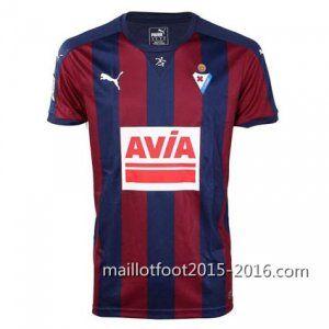 Acheter maillot de foot pas cher chine 2016: Nouveau Puma maillot de foot Eibar 2015-2016