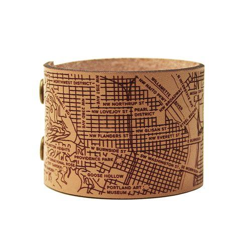 Portland City Bracelet