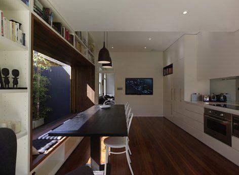 Green House, Rozelle, 2013 - Carterwilliamson Architects