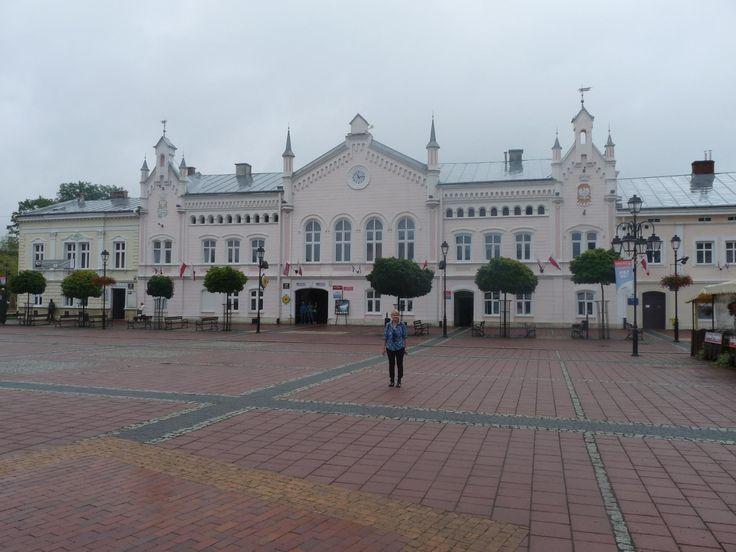Rynek w Sanok, Województwo podkarpackie