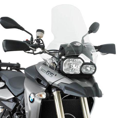 Παρμπρίζ της Biondi, για τις μοτοσικλέτες BMW F650GS και F800GS, μοντέλα 2008, σε διάφανο χρώμα.  Το υλικό των παρμπρίζ της ιταλικής Biondi είναι πιό εύκαμπτο από τα συμβατικά, χάρην στο ειδικό μίγμα του συνθετικού υλικού απο λάστιχο κ...