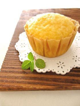 「ホットケーキミックスde蒸しケーキ…」みっこmikko   お菓子・パンのレシピや作り方【corecle*コレクル】