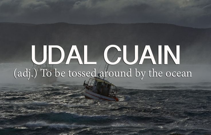 19 Beautiful And Unique Scottish Gaelic Words You Need To Start Using.