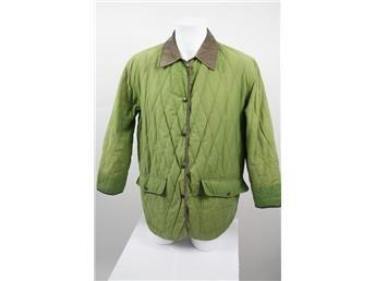Vintage Burberrys. Herrjacka, Grön, stl:Medium, www.simplet.se säljer dina vintagekläder åt dig på nätet!