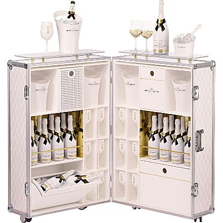 MOET ET CHANDON Ice Impérial Summer Escape Trunk   I really think I need this for the summer...