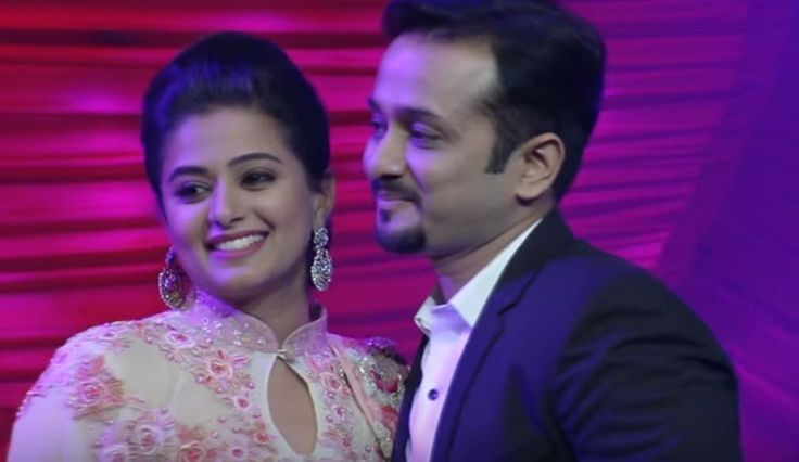 Exclusive Pics! Actress Priyamani gets Engaged #Celebrity #Wedding #Priyamani