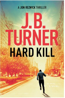 Cover for HARD KILL (Thomas & Mercer)