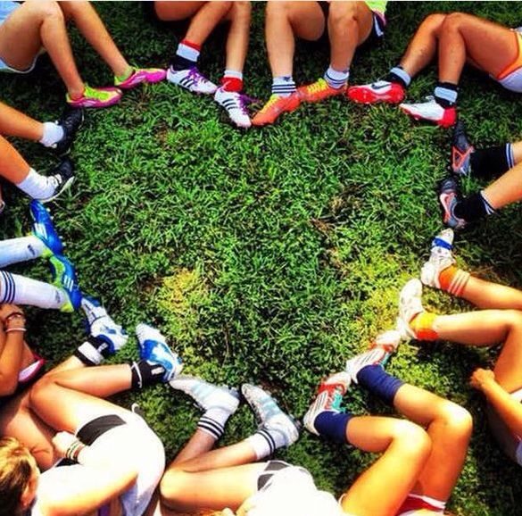 i would love to do this with my soccer team