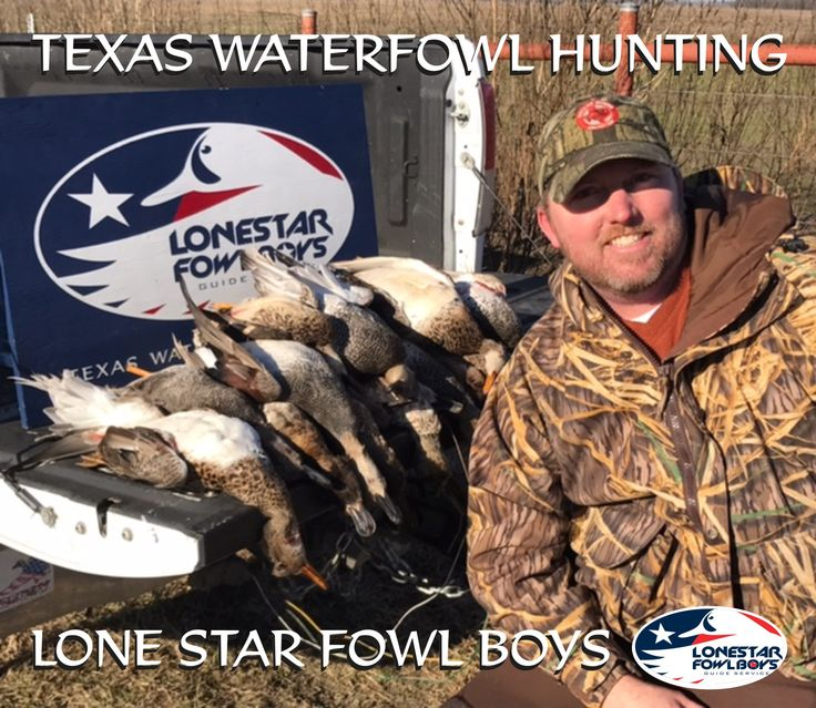 Waterfowl Hunting Texas Style with the Lone Star Fowl Boys Guide Service. Texas Duck Hunts, Texas Teal Hunts, Texas Dove Hunts