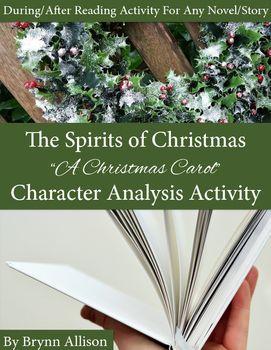 christmas carol essay prompts