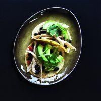 Tostadas de poulet - Marie Claire Maison