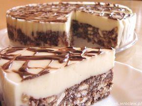 Podróże kulinarne - Ciasto herbatnikowe