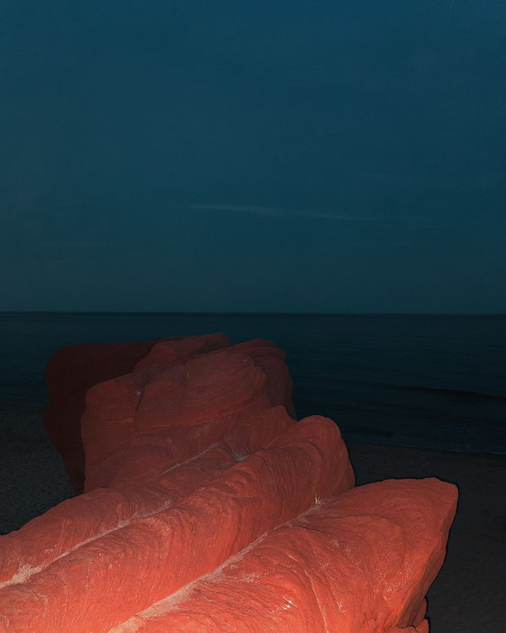 Benoit Paillé Nightscapes wrapped in color — DOP