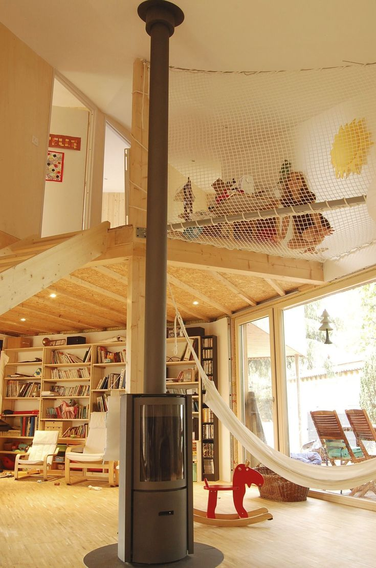 29 best Loft images on Pinterest | Trampolines, Architecture and ...