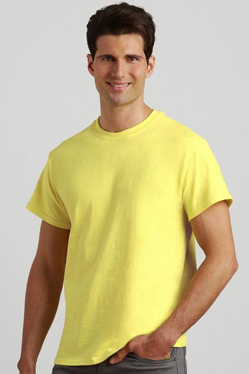 Tricou Ultra Gildan - Tricou Unisex din 100% bumbac #tricouripersonalizate #tricourigildan #tricouripromotionale #textilepersonalizate