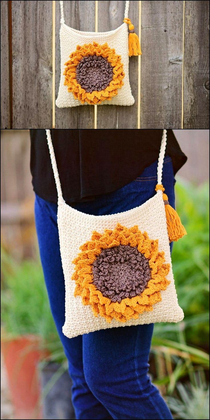 Stylish Women Handbag Design Crochet – anni