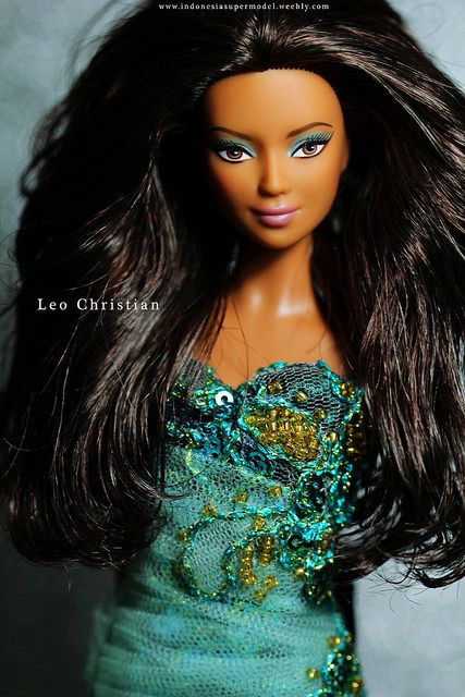 Big Hair Day by Dallas Cheerleader Barbie | Flickr - Photo Sharing!