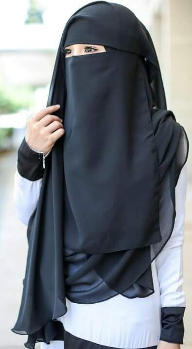 Niqabi Beauty