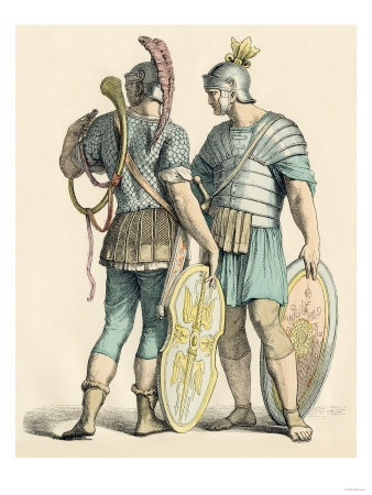 Soldiers of the Ancient Roman Army - mod 1