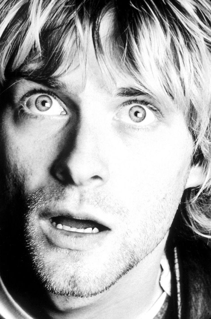 18 besten Kurt Cobain Bilder auf Pinterest | Nirvana kurt cobain ...