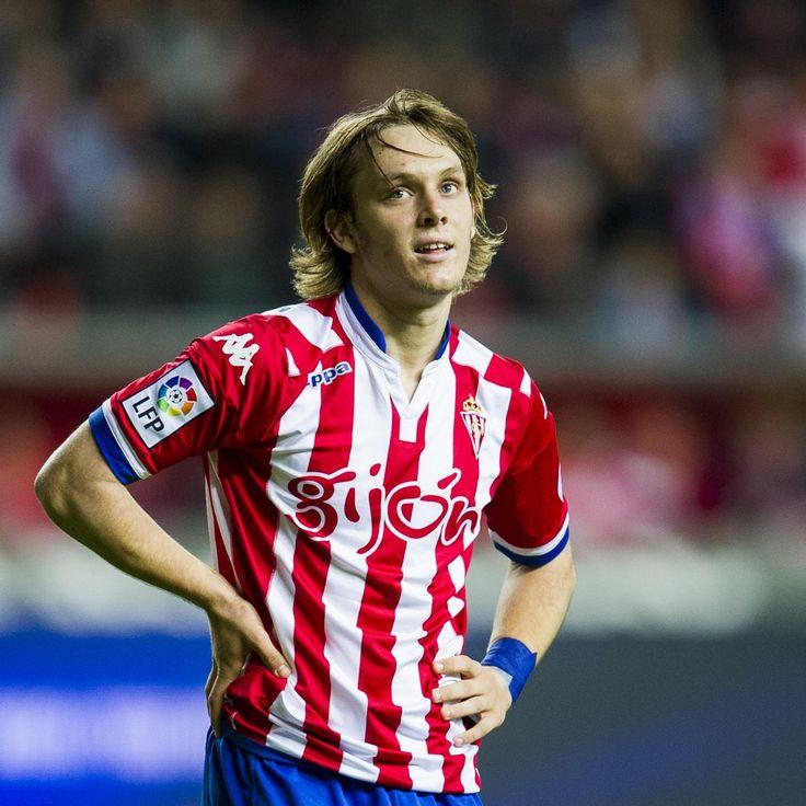 @SportingGijón Alen Halilović #9ine