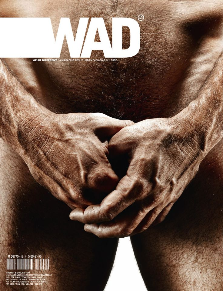 WAD Issue 46 - The Man Issue