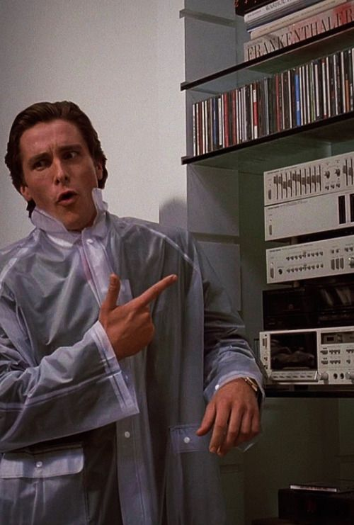 """The whole album has a clear, crisp sound, and a new sheen of consummate professionalism that really gives the songs a big boost. He's been compared to Elvis Costello, but I think Huey has a far more bitter, cynical sense of humor."" -Patrick Bateman, American Psycho"