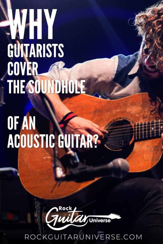 Why Guitarists Cover The Soundhole Of An Acoustic Guitar In 2020 Acoustic Guitar Accessories Guitar Acoustic Guitar