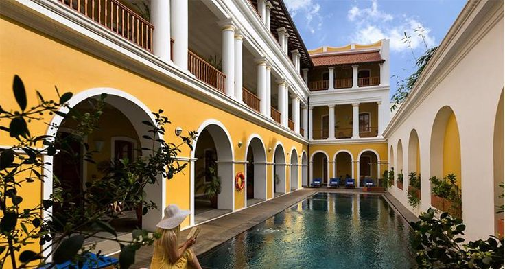 #CGHEarth's #PalaisDeMahe featured on #LBB - Live Like The French Did In #Pondicherry  #Puducherry #Travel #LittleBlackBook