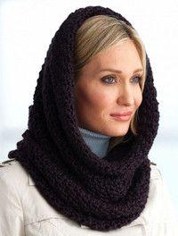 orld's Softest Crochet Cowl
