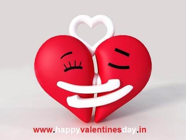 Kissing Hearts Cute Valentines Day Wallpapers 2015