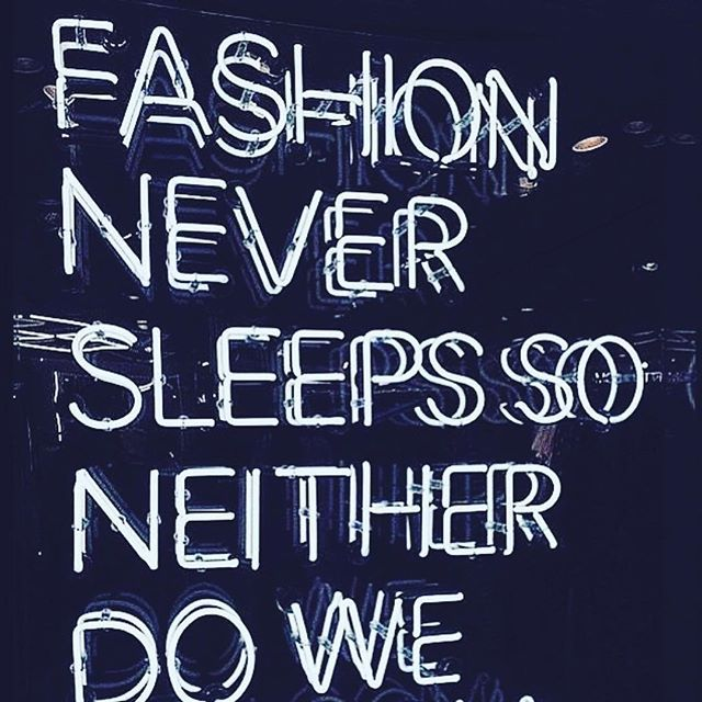 We live for it, we breathe for it! :dark_sunglasses:#fashion #style #fashionquote #stylequote #fashionneversleeps