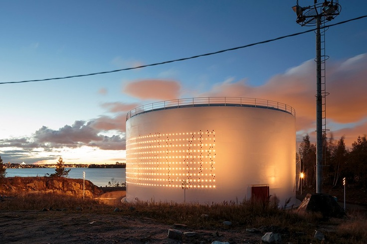 Architecture + Light Popular Winner: Silo 468 by Lighting Design Collective in Helsinki, Finland