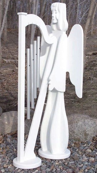 wind harps how to build