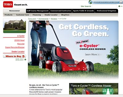 An Overview of Toro Electric Lawn Mowers