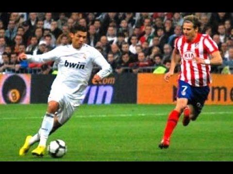 CRISTIANO RONALDO'S Signature Move || Step Over & Reverse Step Over