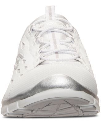 Skechers Women's Gratis - Going Places Walking Sneakers from Finish Line - White 7.5