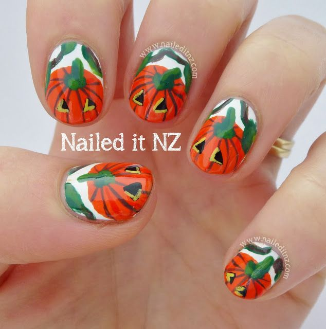 The 31 Best Thanksgiving Fall Nails Images On Pinterest Nail