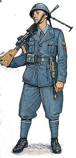 """Regia Aeronautica - Battaglione """"Loreto""""- WW2, pin by Paolo Marzioli"""