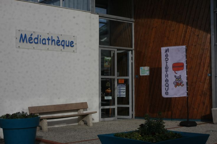 Médiathèque de SAUBRIGUES