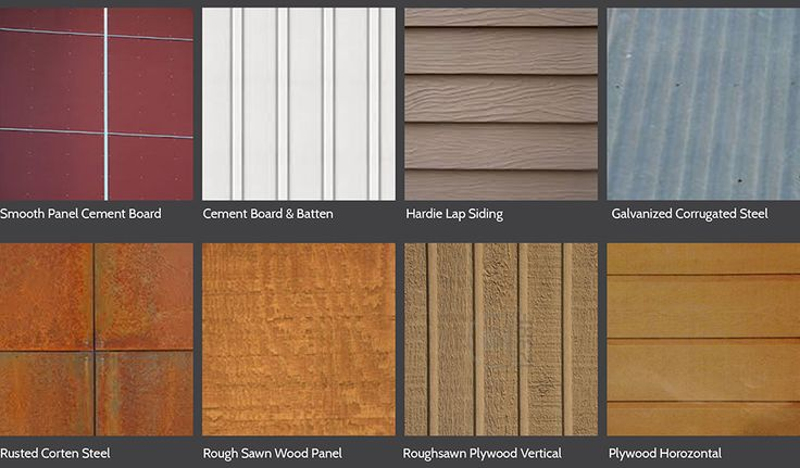 114 best images about siding options to consider on pinterest for Wood house siding options