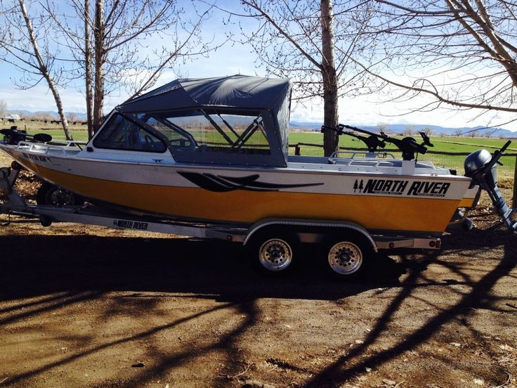 2006 North River Trapper For Sale - Fallon, Nv 89406 - Jet Boat For Sale by Owner -13888