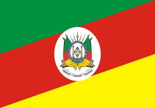 Rio Grande do Sul Flag