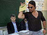 Turkish butcher Salt Bae casts his referendum vote