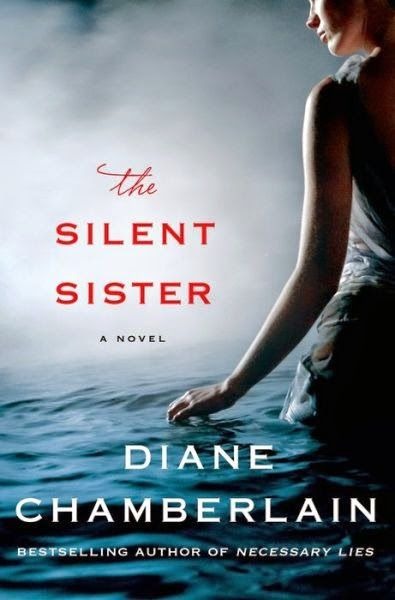 (87)The Silent Sister by Diane Chamberlain | Charlotte's Web of Books--  Years worth of family secrets are at the heart of this gripping mystery.
