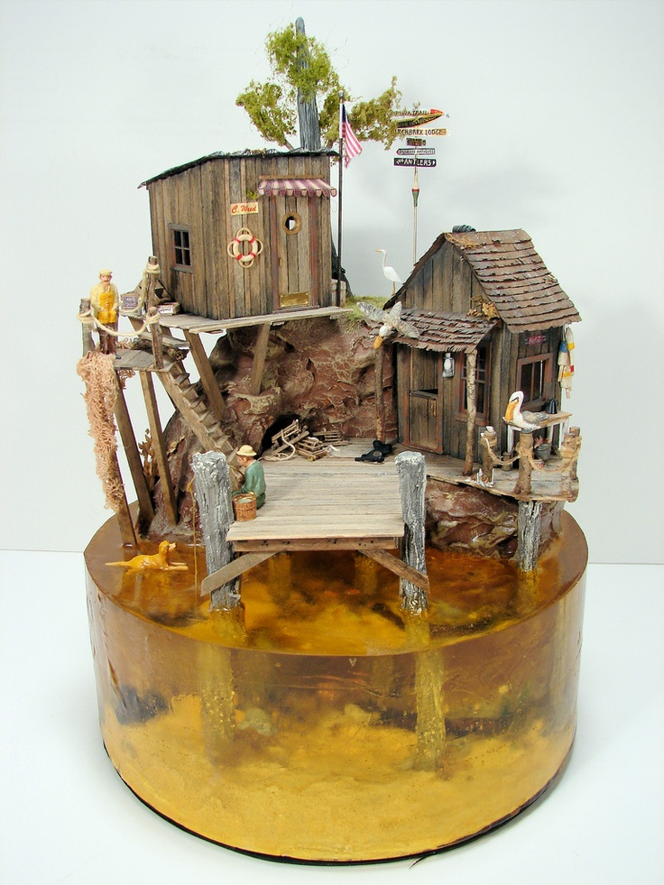 on the island dollhouse